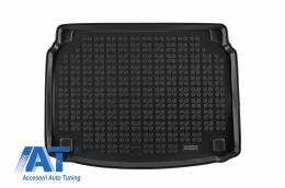 Covoras Tavita portbagaj compatibil cu Hyundai i30 III (2016 -) i30N III (2019-) Hatchback Negru - 230644