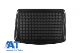 Covoras tavita  portbagaj negru compatibil cu VW Golf 7 VII Hatchback 2012- - 231861