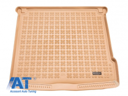 Covoras tavita  portbagaj bej  compatibil cu MERCEDES W166 M-Class2011-; GLE 2015-