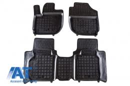 Covorase Presuri Auto din cauciuc compatibil cu HONDA HRV II 2015-... - 200918