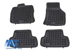 Covorase Presuri Auto Negru din Cauciuc AUDI A3 (8V) Hatchback 2012- - 200116