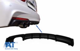 Difuzor Bara Evacuare Stanga BMW Seria 3 F30 F31 (2011-up) M Performance Design - RDBMF30MPLO