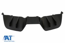 Difuzor Bara Spate compatibil cu Ford Mustang Sixth Generation (2015-2017) RTR Design Negru Mat - RDPFMU
