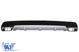 Difuzor Bara Spate Compatibil cu MERCEDES Benz W117 CLA (2013-up) A-Design - RDMBW117AMG