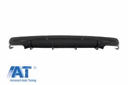 Difuzor Bara Spate compatibil cu MERCEDES Benz W117 CLA (2013-2018) Facelift CLA45 Look - RDMBW117F