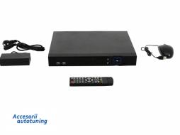 DVR 16 Canale 1080P Analog HD Longse Negru - AHD-T3116A