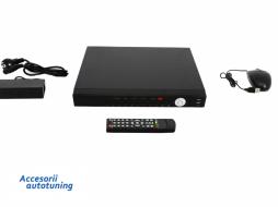 DVR 4 Canale 1080P Analog HD Longse Negru - 8TB - AHD-T2004U