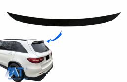 Eleron Luneta Add-On compatibil cu Mercedes GLC X253 SUV (2015-2020) Negru Lucios - TSMBGLCX253S