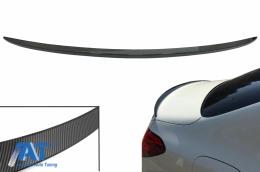 Eleron Portbagaj compatibil cu Mercedes C-Class W205 (2014-2020) Carbon Look - TSMBW205AMGCF