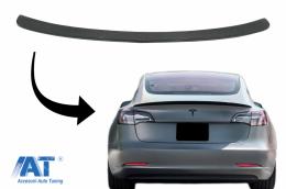 Eleron Portbagaj compatibil cu Tesla Model 3 (2017-up) Carbon Real