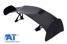 Eleron Spoiler Universal Reglabil GT Design Carbon Real - 6801CFR