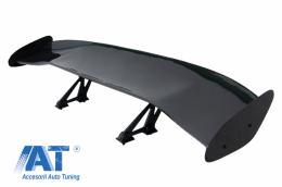 Eleron Spoiler Universal Reglabil GT Design Carbon Real - 6802CFR