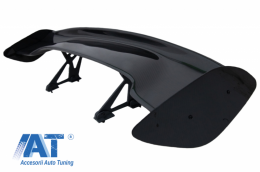 Eleron Spoiler Universal Reglabil GT Design Carbon Real - 6803CFR