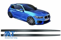 Extensii Praguri Laterale compatibil cu BMW 1 Series F20 F21 (2011-2018) M-Performance Design - SSLBMF20MP