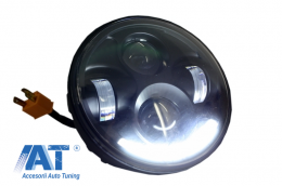 Far Full LED CREE Dublu Proiector 5.75 inch Universale - HLU5INCHB5
