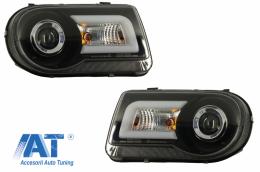 Faruri LED compatibil cu CHRYSLER 300C (2005-2010) Xenon Look - HLCH300C