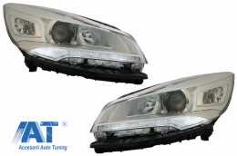 Faruri LED DRL compatibil cu FORD KUGA SUV (II) (2013-2016) LHD - HLFKUMK2