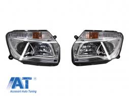 Faruri LED LightBar compatibil cu DACIA Duster (2010-2013) - 4560285