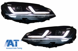 Faruri Osram Full LED VW Golf 7 VII (2012-2017) Crom LEDriving - LEDHL103-CM