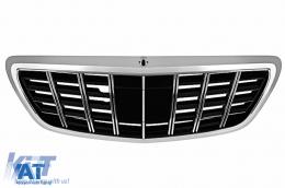 Grila Centrala compatibil cu Mercedes W222 S-Class (2014-) B-Style Design - FGMBW222B