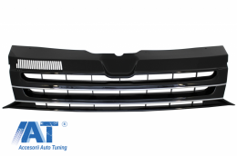 Grila Centrala fara emblema compatibil cu VW T5.1 Facelift Transporter (2010-2015) - FGVWT5N