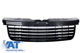 Grila Centrala fara emblema compatibil cu VW Transporter T5 04-09 - FGVWT5B/2272440
