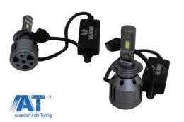 H7 LED Conversie pentru faruri KIT 6500K - LEDH7