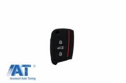 Husa Silicon Cheie compatibil cu VW (2014-up) - KCVW02