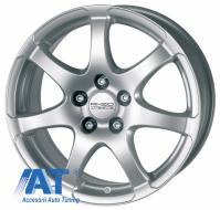 Jante auto ANZIO Light 14, 5.5, 4, 100, 43, 63.3, Hyper Silver,  - ANZLIG511
