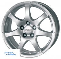 Jante auto ANZIO Light 14, 5.5, 4, 108, 24, 65.1, Hyper Silver,  - ANZLIG99