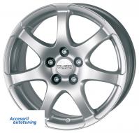 Jante auto ANZIO Light 15, 6, 4, 100, 42, 63.3, Hyper Silver,  - ANZLIG514