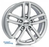 Jante auto ATS Antares 16, 6.5, 5, 112, 46, 57.1, polar-silver,