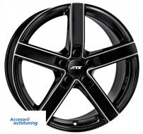 Jante auto ATS Emotion 17, 7.5, 5, 112, 35, 70.1, diamond-black contourpolished,