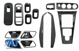 Kit Interior Complet compatibil cu Mercedes A-Class W177 V177 (2018-Up) Carbon - COCBMBW177INFRCPNDC
