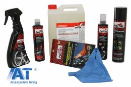 Kit Produse Curatenie / Intretinere Auto/Moto Interior - Exterior - COCPIE