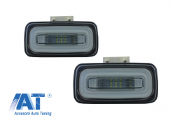 Lampa Ceata Full LED compatibil cu MERCEDES Benz W463 G-Class (1989-2015) - FLMBW463LBS