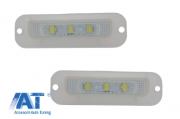 Lampa Numar Inmatriculare LED compatibil cu MERCEDES W463 G-Class (1989-up) - LPLMBW463/V-030218