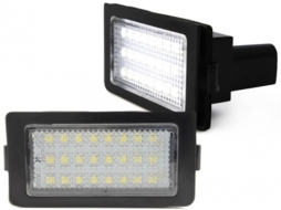 Lampi de numar cu LED-uri BMW E38- - LPLB18