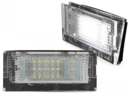 Lampi Numar LED BMW E46 Sedan & Touring 98-03 - LPLB17/V-030106