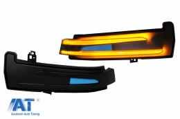 Lampi Semnalizare Dinamica Oglinzi compatibil cu Mercedes A-Class W176 B-Class W246 C-Class W204 C204 CL W216 CLS C218 E-Class W212 S212 C207 GLK X204 S-Class W221 - TRLMBW204