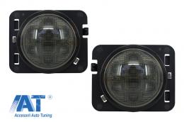 Lampi Semnalizare LED Aripi compatibil cu JEEP Wrangler JK (2007-2016) - TRLJEWJK