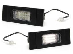 LED compatibil cu Placuta de înmatriculare LED BMW E63, E64, E81, E87, E85, E86 - LPLB05