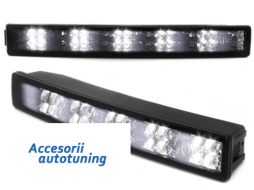 LITEC DAYTIME RUNNING LAMPS 20 LED 232X30X40 MM BLACK - LGX17B