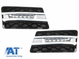 Lumini de zi dedicate compatibil cu Mercedes GLK X204 (2008-up) - GZ3-036