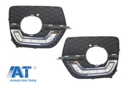 Lumini de zi dedicate pentru BMW X6 E71 (2008-2011). - V-130110