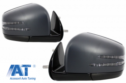 Oglinzi complete compatibil cu MERCEDES-Benz ML-CLASS W164 GL-CLASS X164 Facelift Look - CMAMBW164