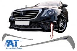 Ornament Bara Fata Mercedes Benz W222 S-Class S65 AMG Design (2013-up) - FBFLMBW222