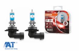 Osram Night Breaker Laser Halogen Set 2 Becuri Auto +110% 9006NL-HCB HB4 12V 51W (2 becuri) - 9006NL-HCB
