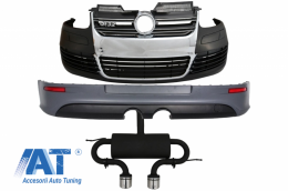 Pachet Complet compatibil cu VW Golf V 5 2005-2007 R32 Design - COCBVWG5R32ES