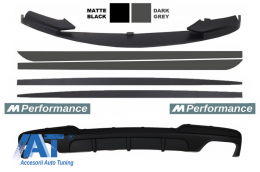 Pachet Conversie la M-Performance BMW Seria 5 F10 F11 (2011-2014) - COCBSBMF10MPDOTHDG